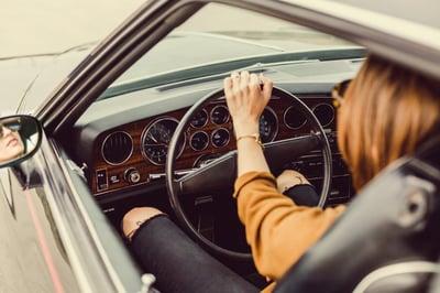 Mindfulness commuting dashboard
