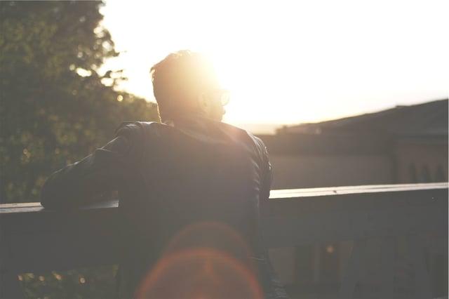 can we make change easier man sunset.jpg